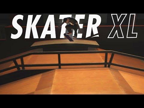 Skater XL - The Skatepark of Tampa