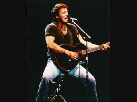 Bruce Springsteen- One Step Up (Acoustic)