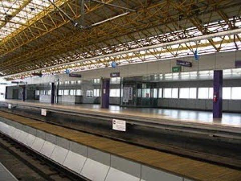 RECTO STATION -  LRT 2 - WORLD CLASS STATION!!!