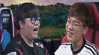 Wolf Jungles for SKT and His Interview as to Why
