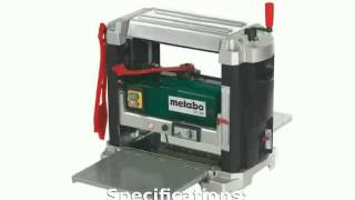 Metabo Bench Thicknesser