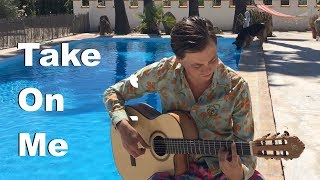 a-ha - Take On Me (Acoustic) - Classical Fingerstyle Guitar by Thomas Zwijsen