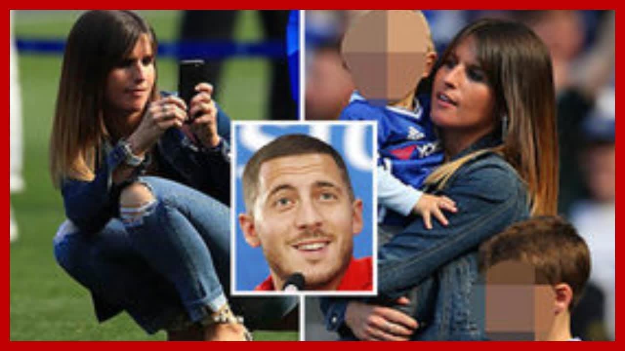 Eden Hazard wife Who is Natacha Van Honacker When did she marry ...