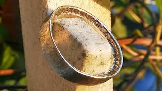 How To Make Rings Out Of Coins