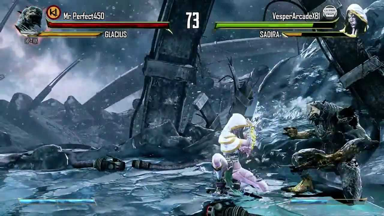 VA Killer Instinct Ranked Matches 8