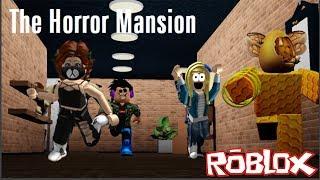 THE HORROR MANSION v10.14- ROBLOX