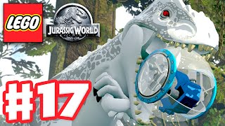 LEGO Jurassic World - Gameplay Walkthrough Part 17 - Gyrosphere Valley! (PC)