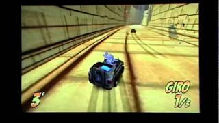 (Wii) Jungle Kartz