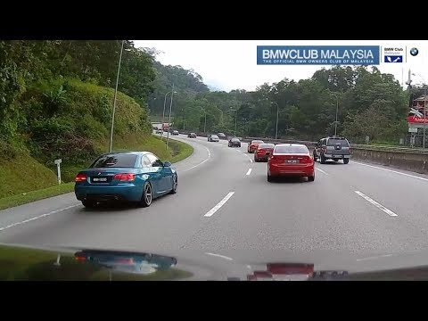 Driving BMWs to Seri Malaysia Hotel, Genting Highlands ★2018 BMWCM AGM★