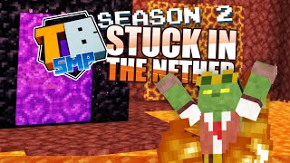 Escape the Nether! - Truly Bedrock SEASON 2 episode 0
