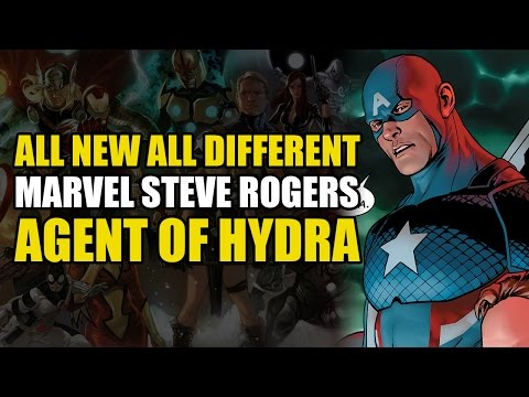 Steve Rogers: A Hydra Agent?! (ANAD Captain America: Steve Rogers Vol 1: Hail Hydra)
