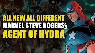 Steve Rogers: A Hydra Agent?! (ANAD Captain America: Steve Rogers Vol 1: Hail Hydra)