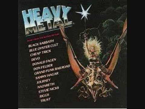 HEAVY METAL-Blue Oyster Cult-Veteran of the Psychic Wars
