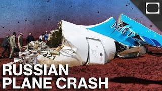 Is ISIS Responsible For The Russian Plane Crash?