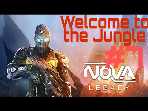 NOVA Legacy Gameplay part#4 from YouTube · Duration:  4 minutes 6 seconds