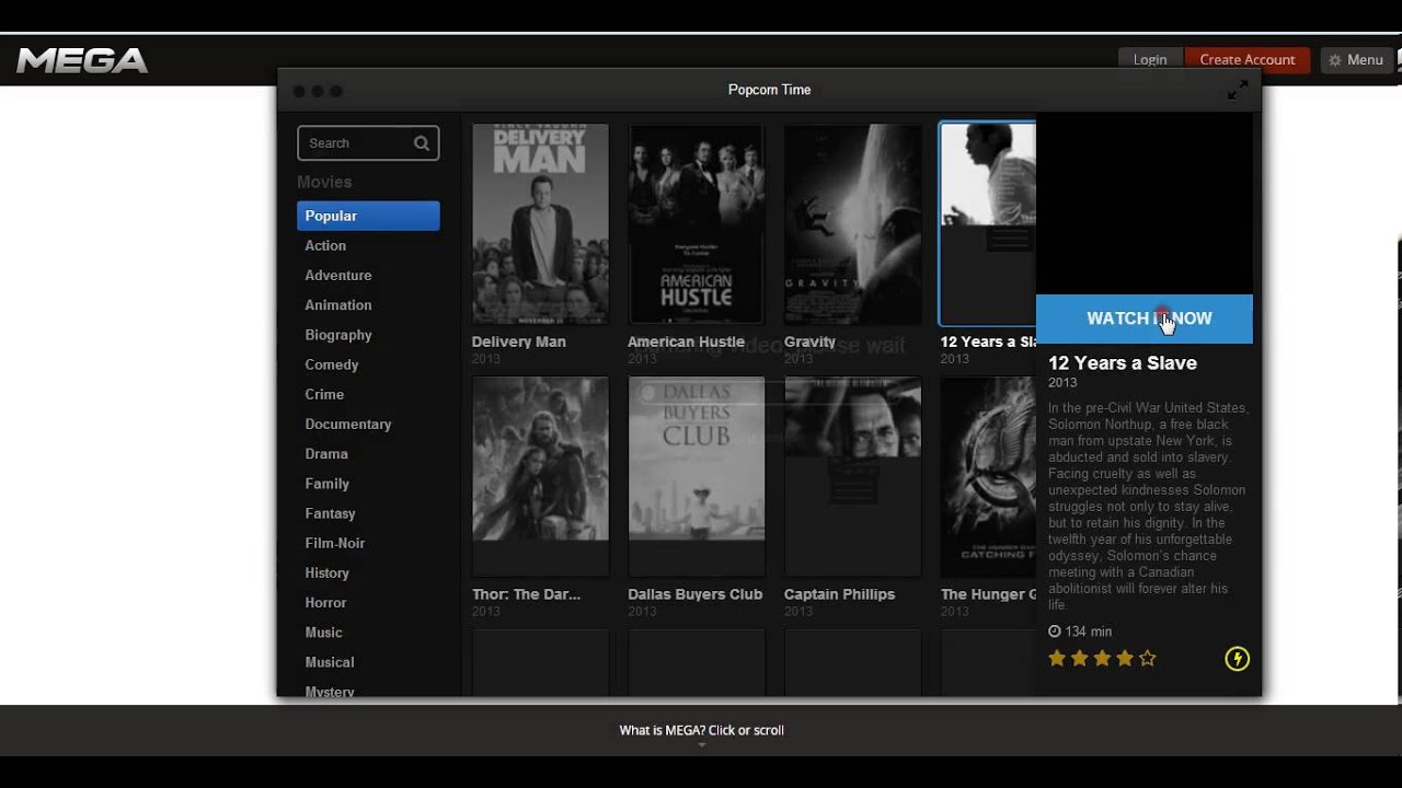 Popcorn Time: 5 Fast Facts You Need to Know | Heavy com
