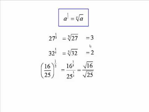 how to change a negative exponent to a positive