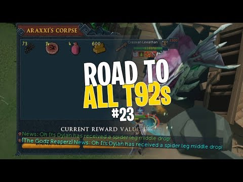Lots of Luck & Cash - RuneScape Road to All T92s (#23)