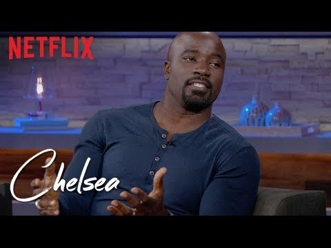 Luke Cage's Mike Colter on Being a Superhero in a Hoodie  Chelsea  Netflix