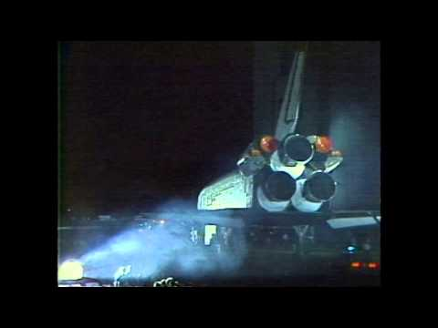 STS 1 Rollover & Mating to ET - Nov. 24 & 25, 1980
