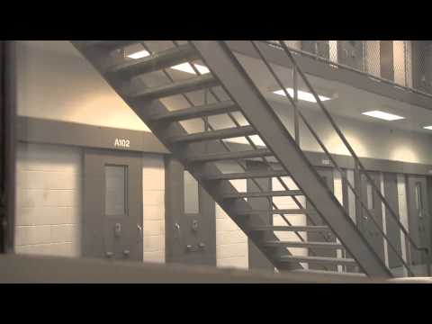 Aiken County Detention Center Tour
