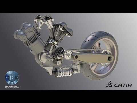 CATIA | Mechanical & Shape Design Engineering