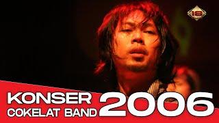 Live Konser Coklelat Band -  Nyanyian Sahabat  @Surabaya 18 Februari 2006