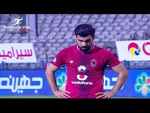 الان مباراة الاهلي وسموحة بث مباشر , الدوري المصري السعيد يسجل من ركلة جزاء ,سموحة يتعادل