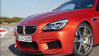 2015 BMW M6 coupe twin turbocharged 4 4 liter V 8 engine Review