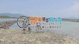 五島市の富江湾に面した「さんさん富江キャンプ村」は、バンガローや炊...