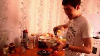 Жизнь студентов(Реальная жизнь) #7 Завтрак в постель