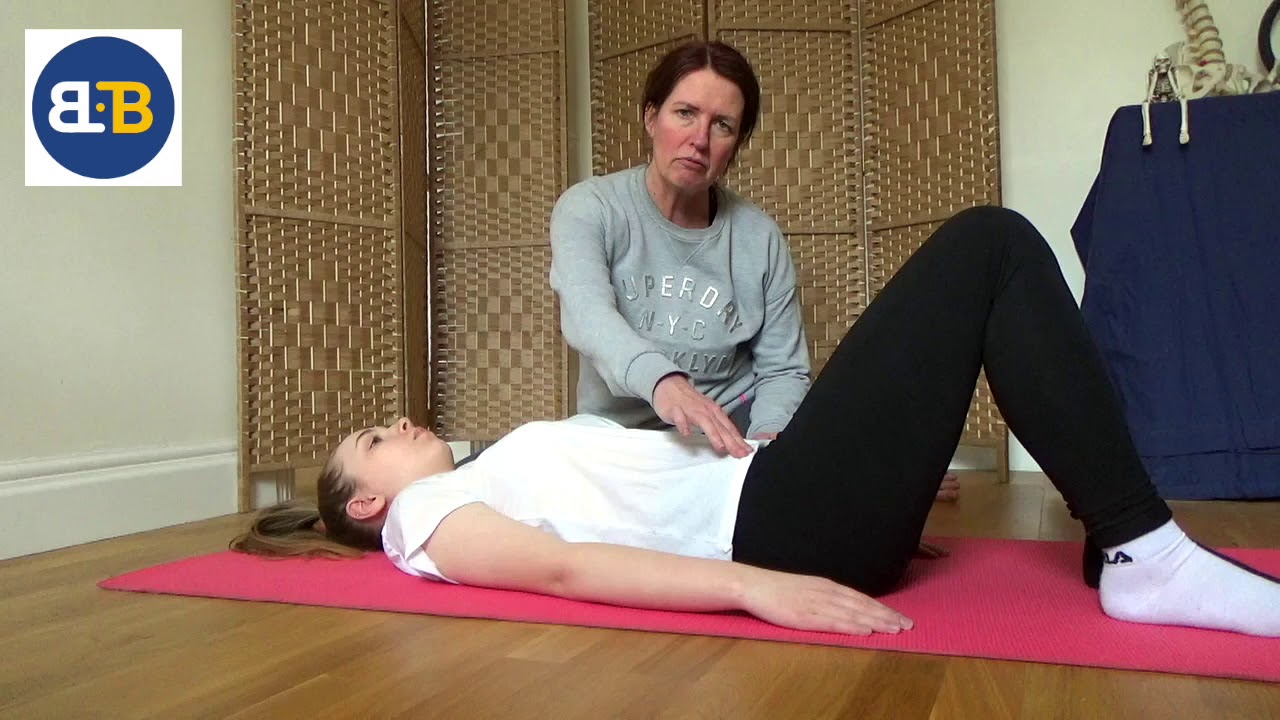Basic Positioning in Pilates