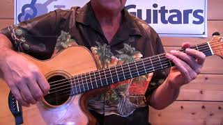 The Girl From Ipanema by Antonio Carlos Jobim – Totally Guitars Lesson Preview Part 2