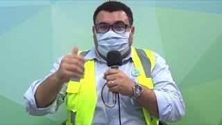 Secretário Pimpão esclarece pontos dos novos decretos de proteção social no combate ao Coronavírus