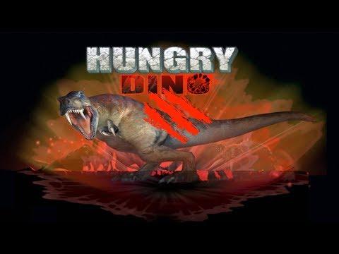 🦖🦕Hungry Dinosaur T-REX : 3D Jurassic Adventure-By Sejong Hitek-Android