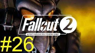 """Похождения """"порченного"""" рукопашника. Fallout 2 (часть 26)  Военная база Сьерра"""