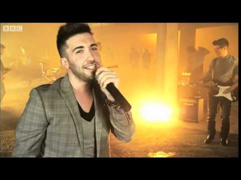 """Malta - """"This is the Night"""" by Kurt Calleja - Eurovision Song Contest 2012 - BBC"""