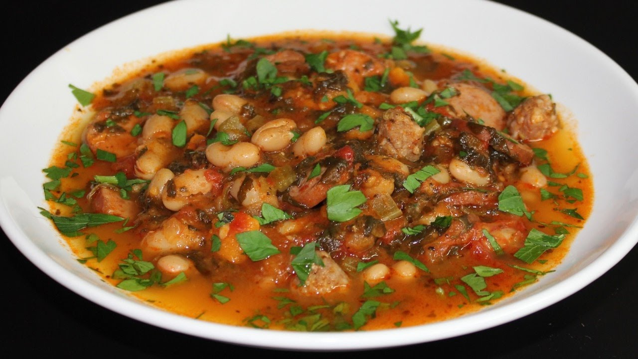 Italian Sausage & Sweet Potato Soup with Michael\'s Home Cooking ...