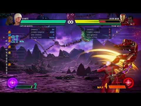 MvCI Dante No Tech Reset Fake High Low