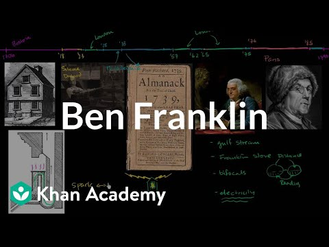 Benjamin Franklin the inventor | US History | Khan Academy