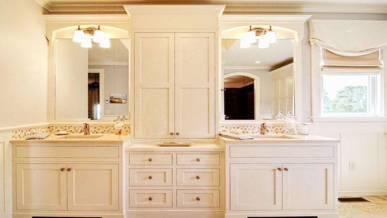 Bathroom Vanities With Matching Linen