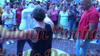 Uptown Bounce Hustle Dancing 8-9-17 pt1