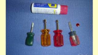 Hand Tools Needed for Appliance Repair