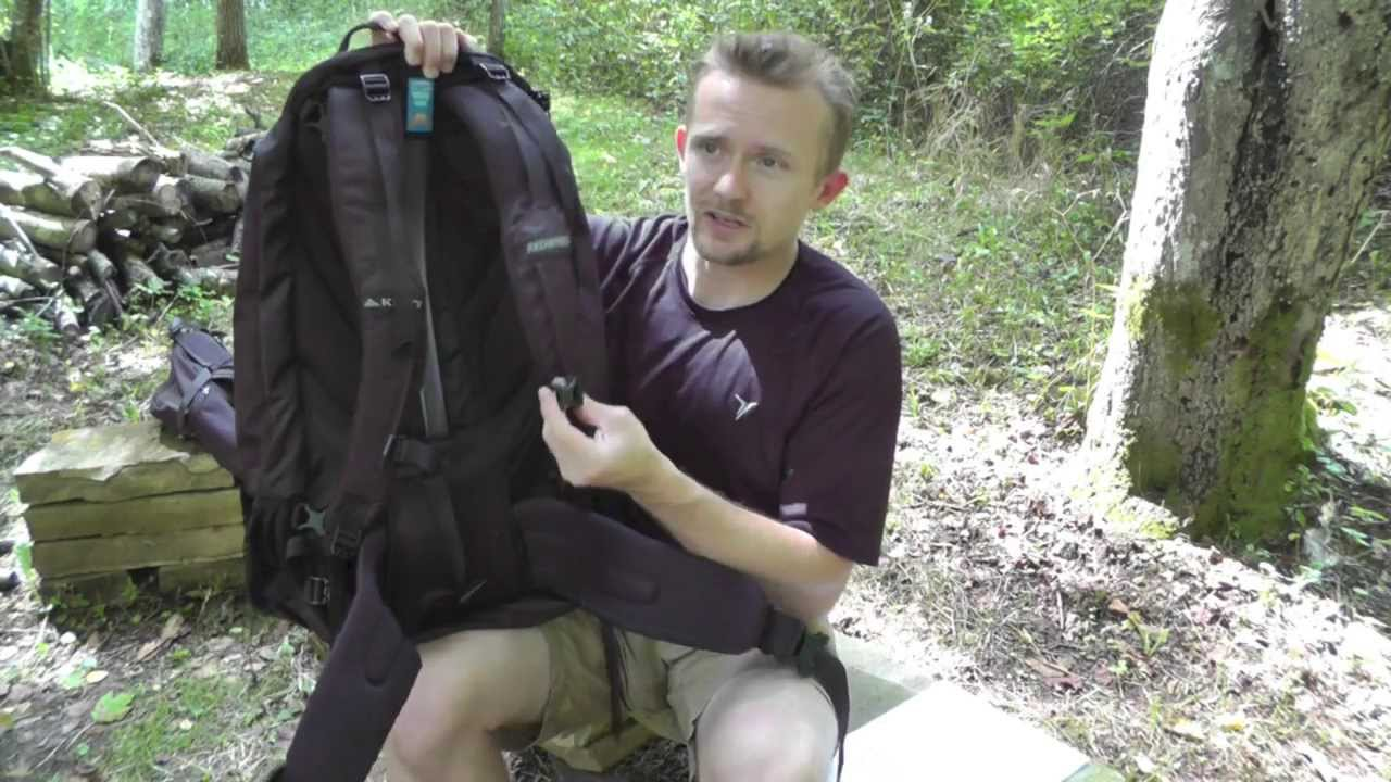 Kelty Redwing 50 Preview The Outdoor Gear Review Youtube