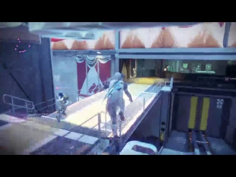 Playing destiny 2 with my bf/Destiny messing up