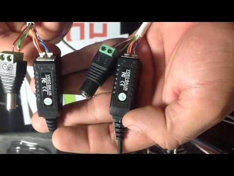 Armado de Cable UTP (Poder-Video) HDPuro...