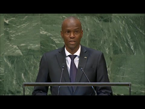 Haiti - President Addresses General Debate, 73rd Session