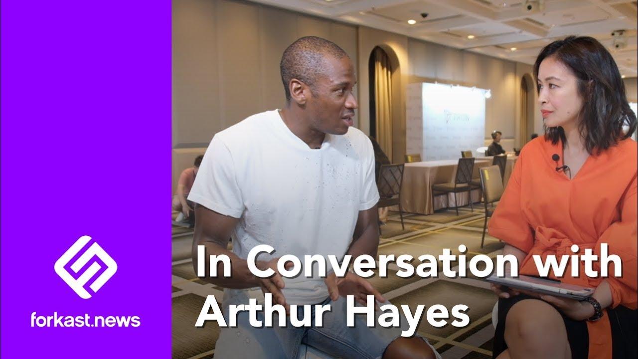 WATCH: No Permission Needed - How Arthur Hayes, BitMEX CEO