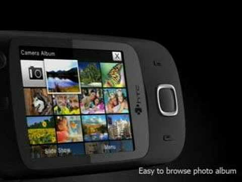 HTC Touch Dual TVC