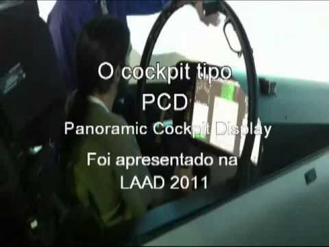 Simulador de F/A 18 Super Hornet no Senado